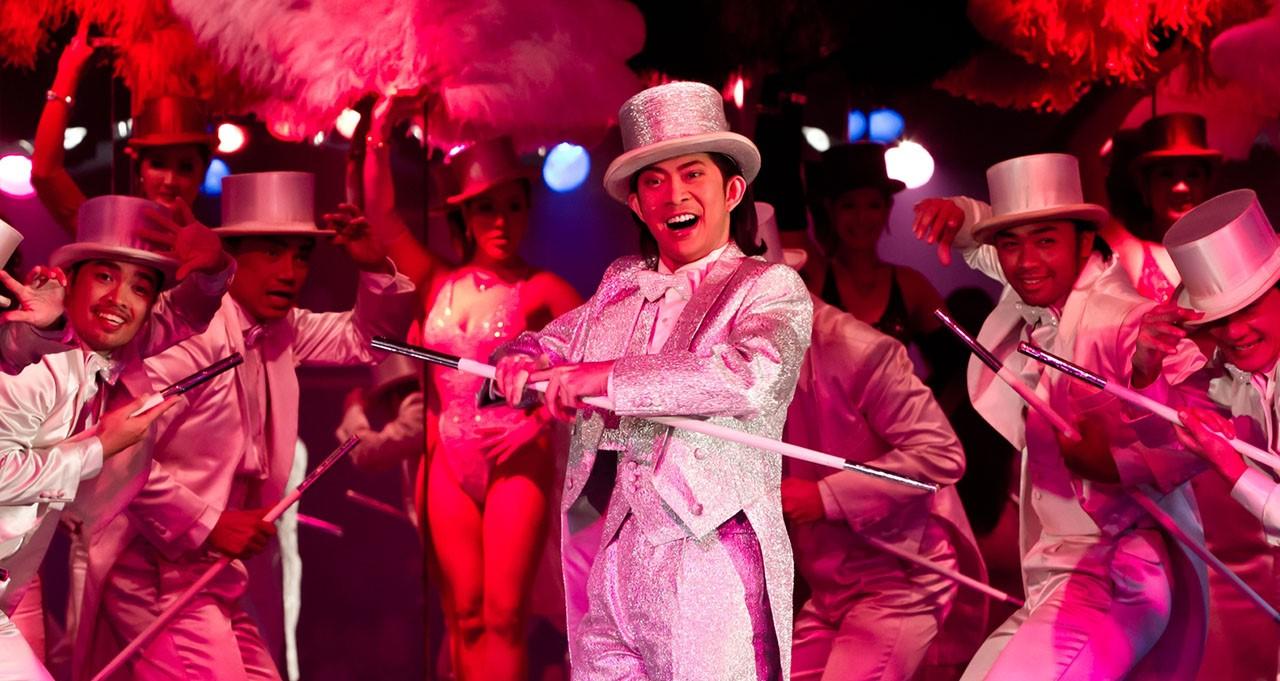 Calypso Cabaret Show Bangkok Ticket