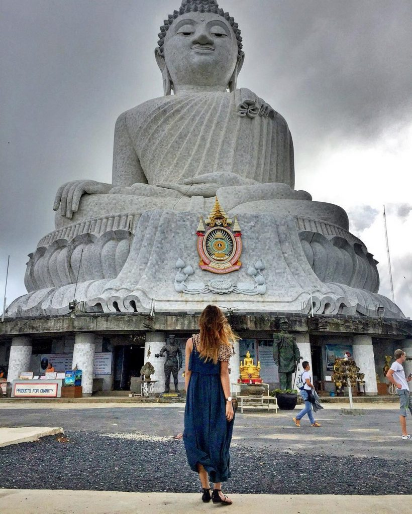 Thailand Visa: The Big Buddha