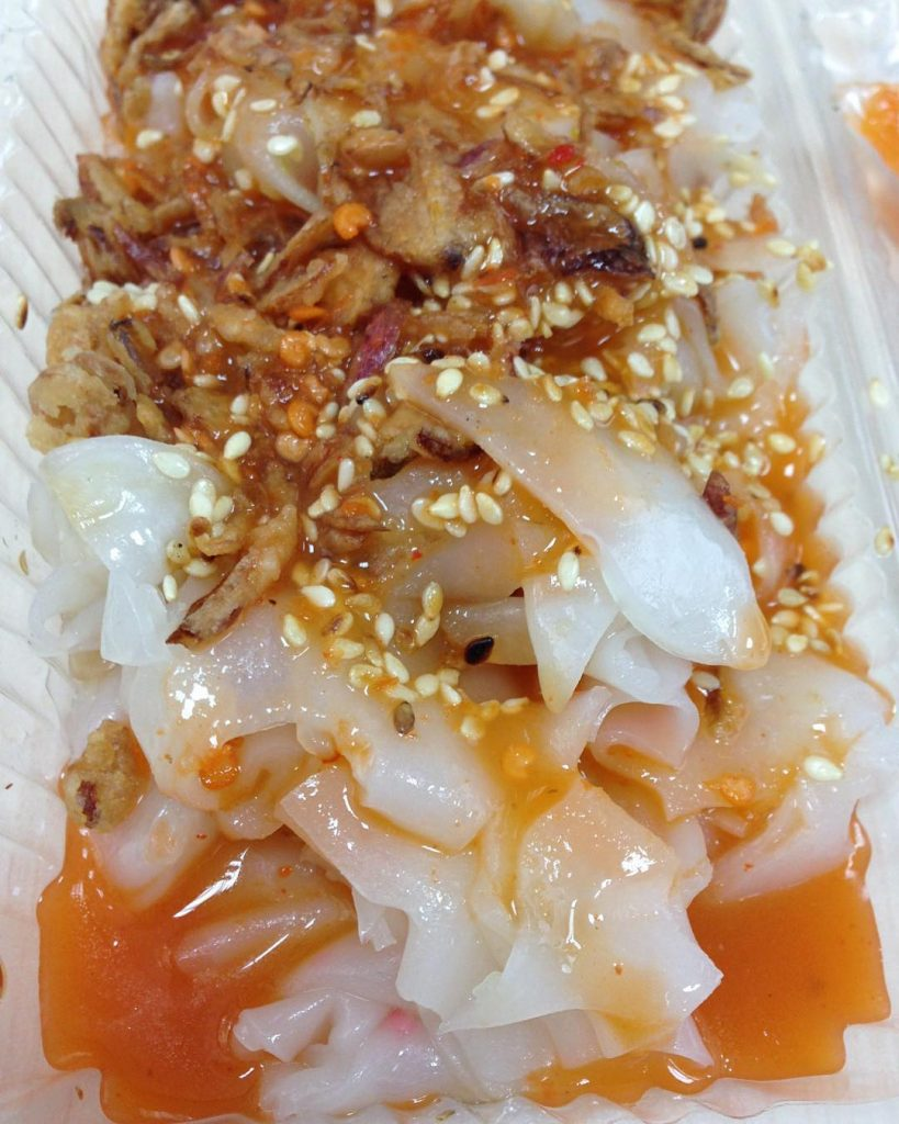 makanan khas malaysia : chichongfan