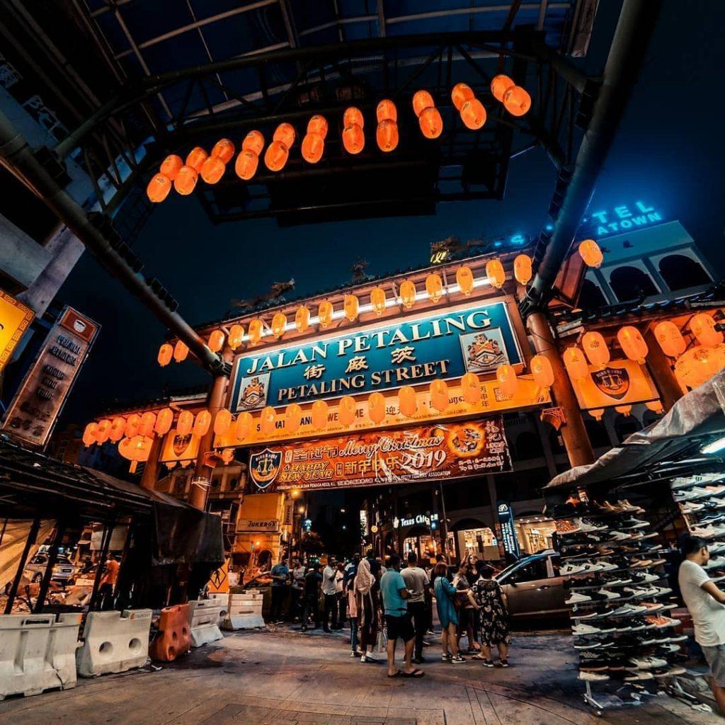 Tempat Wisata Kuala Lumpur: Petaling Street