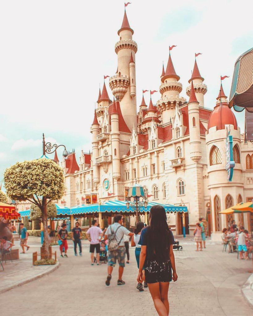 backpacker ke Singapura: Universal Studios Singapore