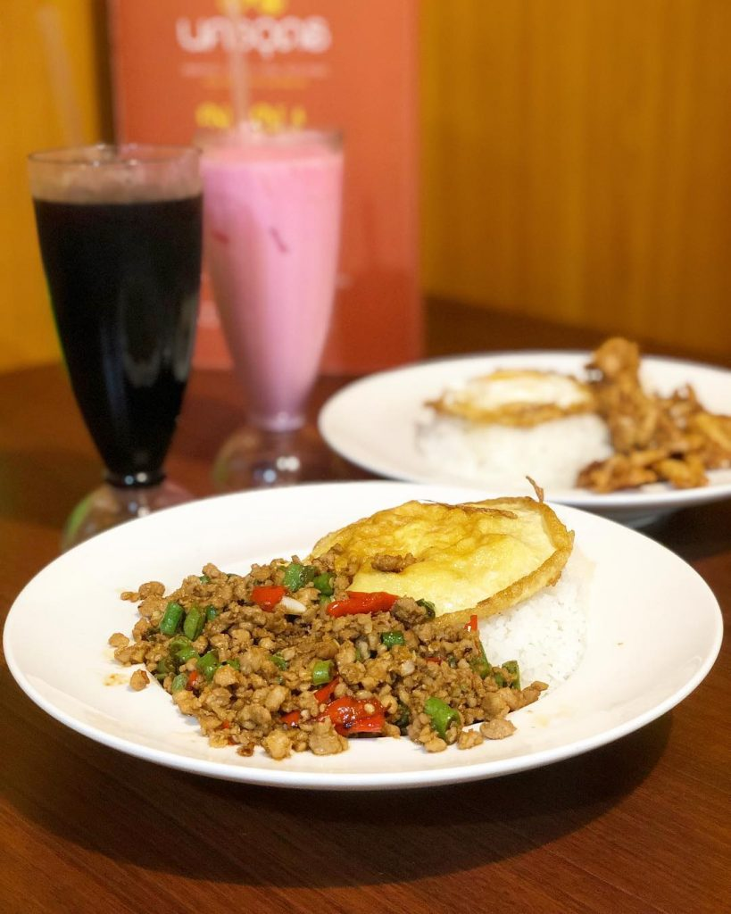 kuliner Singapore: Nana Thai Restaurant