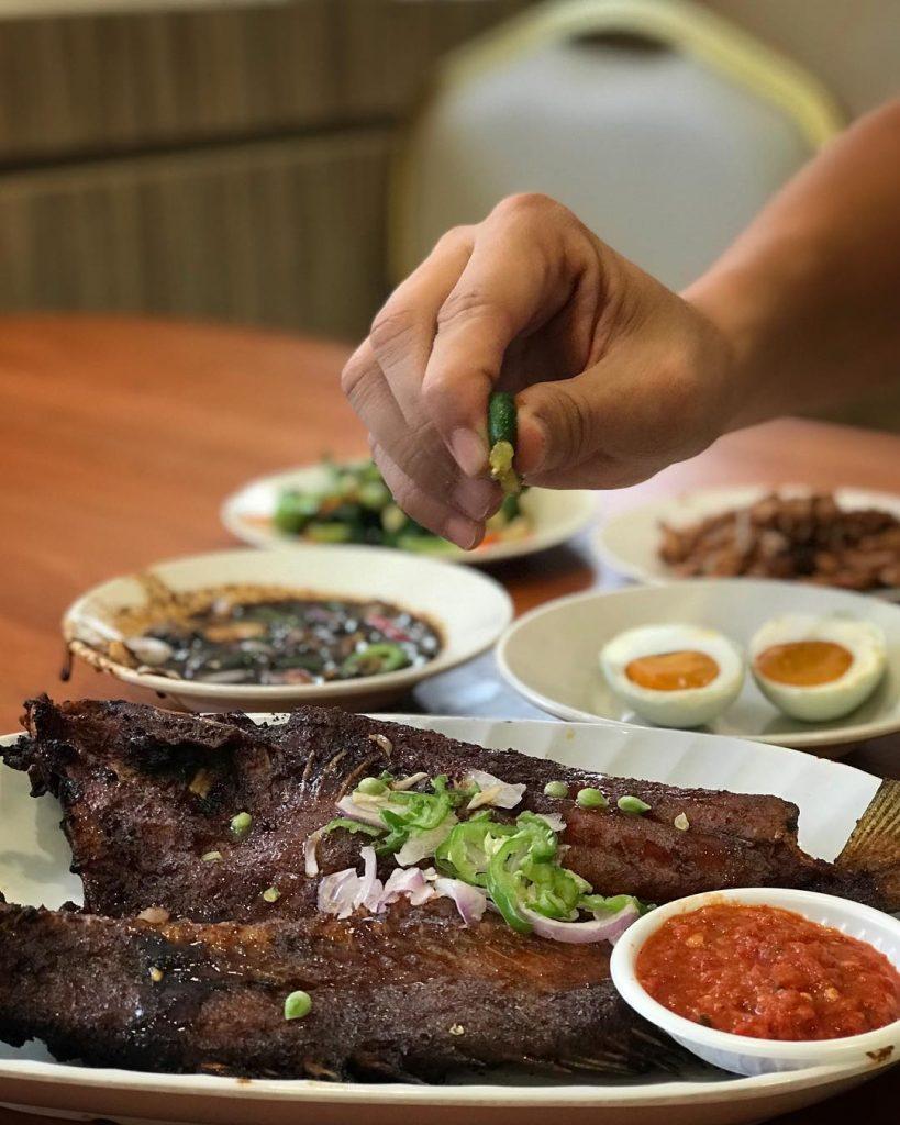 kuliner Singapore: Hajah Maimunah Restaurant