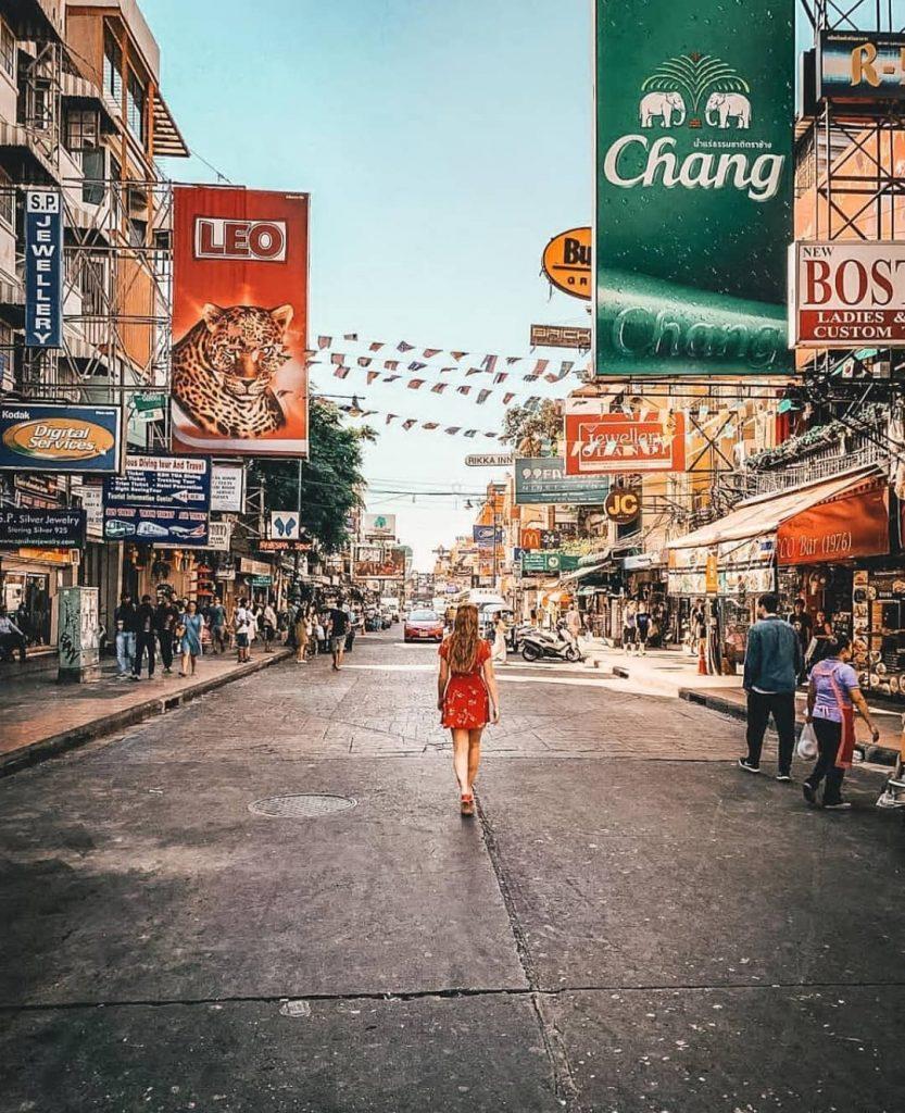 Thailand Visa: Khao San Road