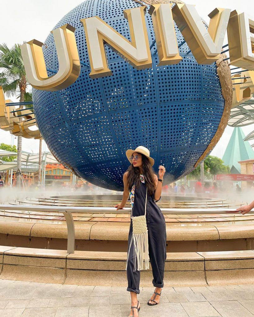 Singapore visa: Universal Studios Singapore