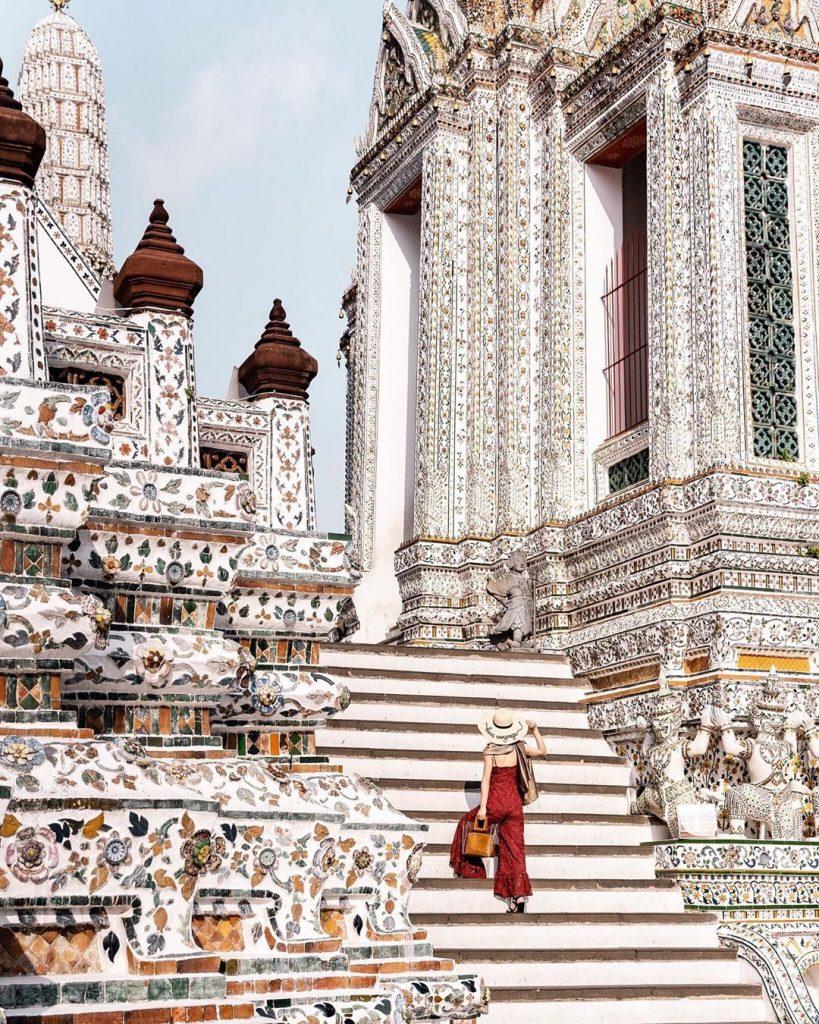 Thailand Visa: Wat Arun