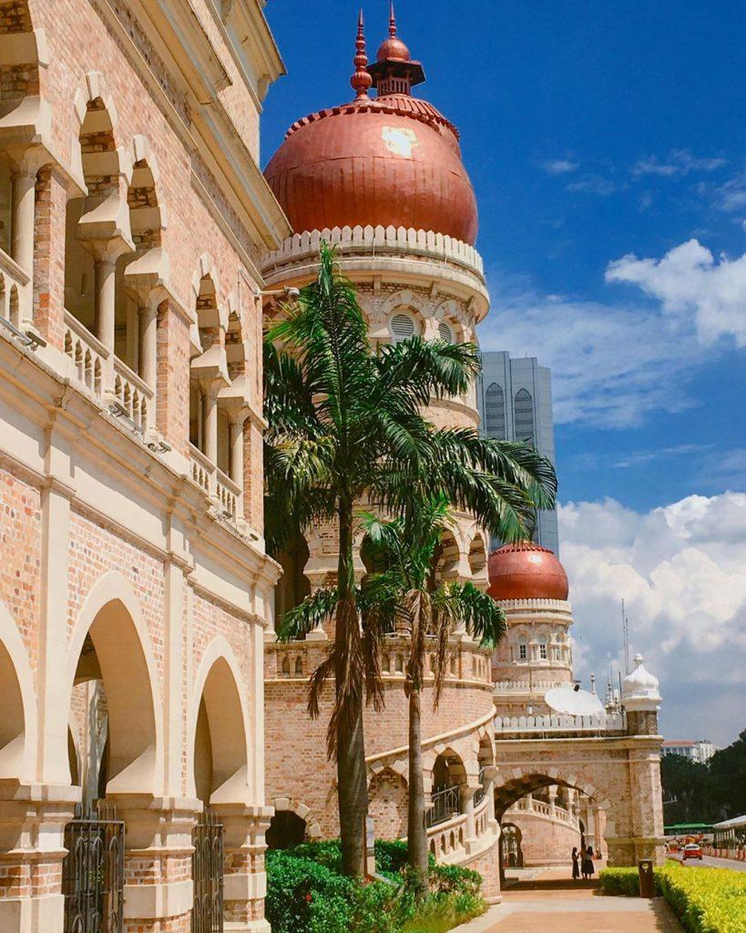 Tempat Wisata Kuala Lumpur: Dataran Merdeka