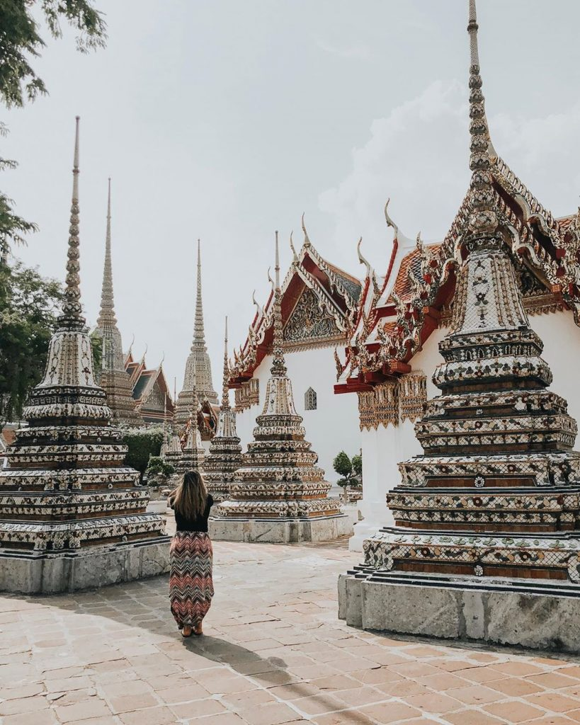 Thailand Visa: Wat Pho