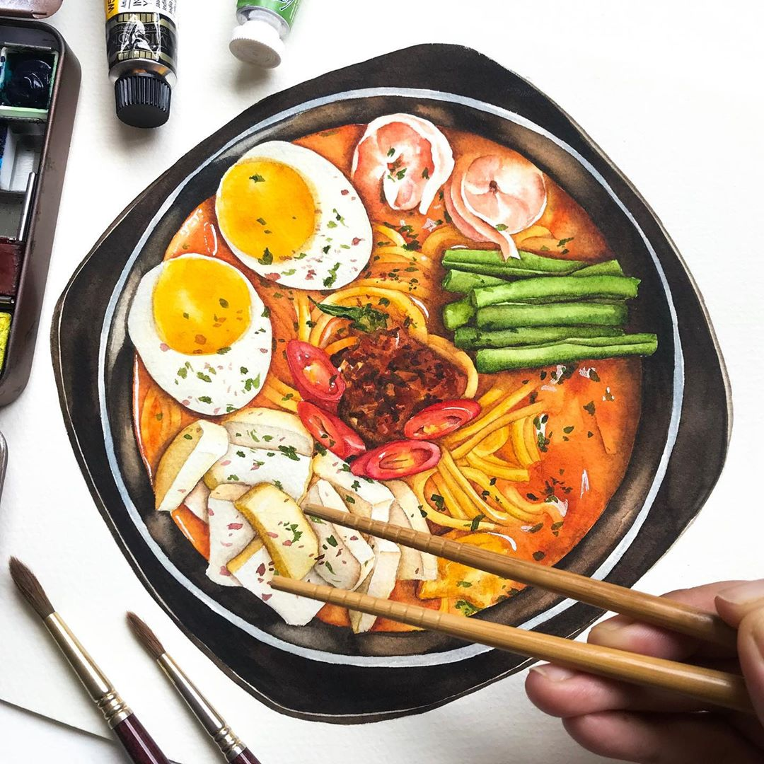 makanan khas malaysia : Malaysia