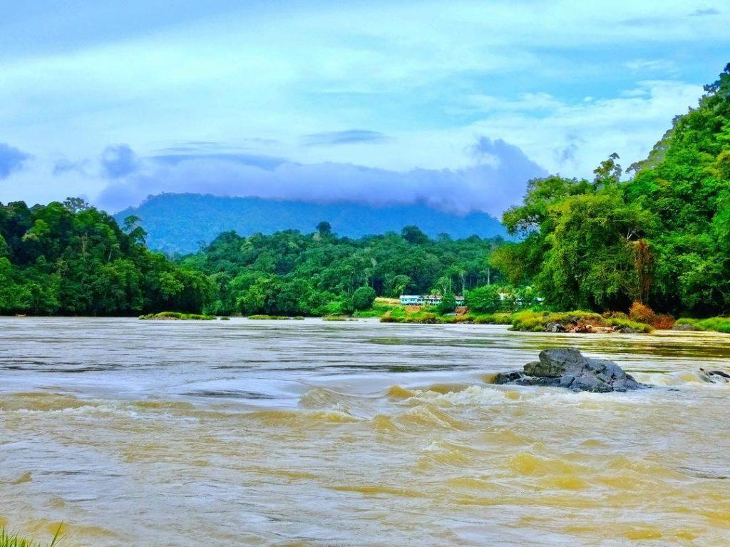 Sungai di Malaysia : Sungai Rajang
