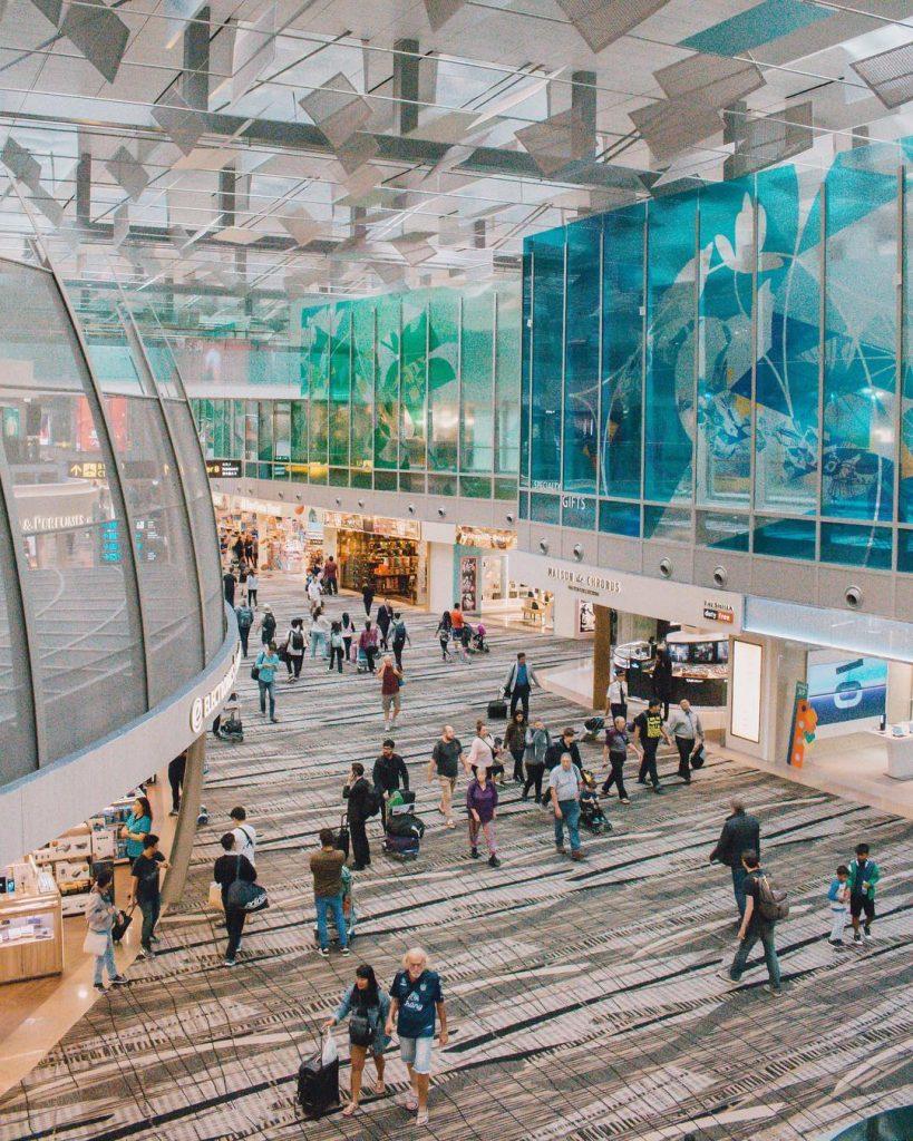 jalan jalan ke Singapore: Changi Airport