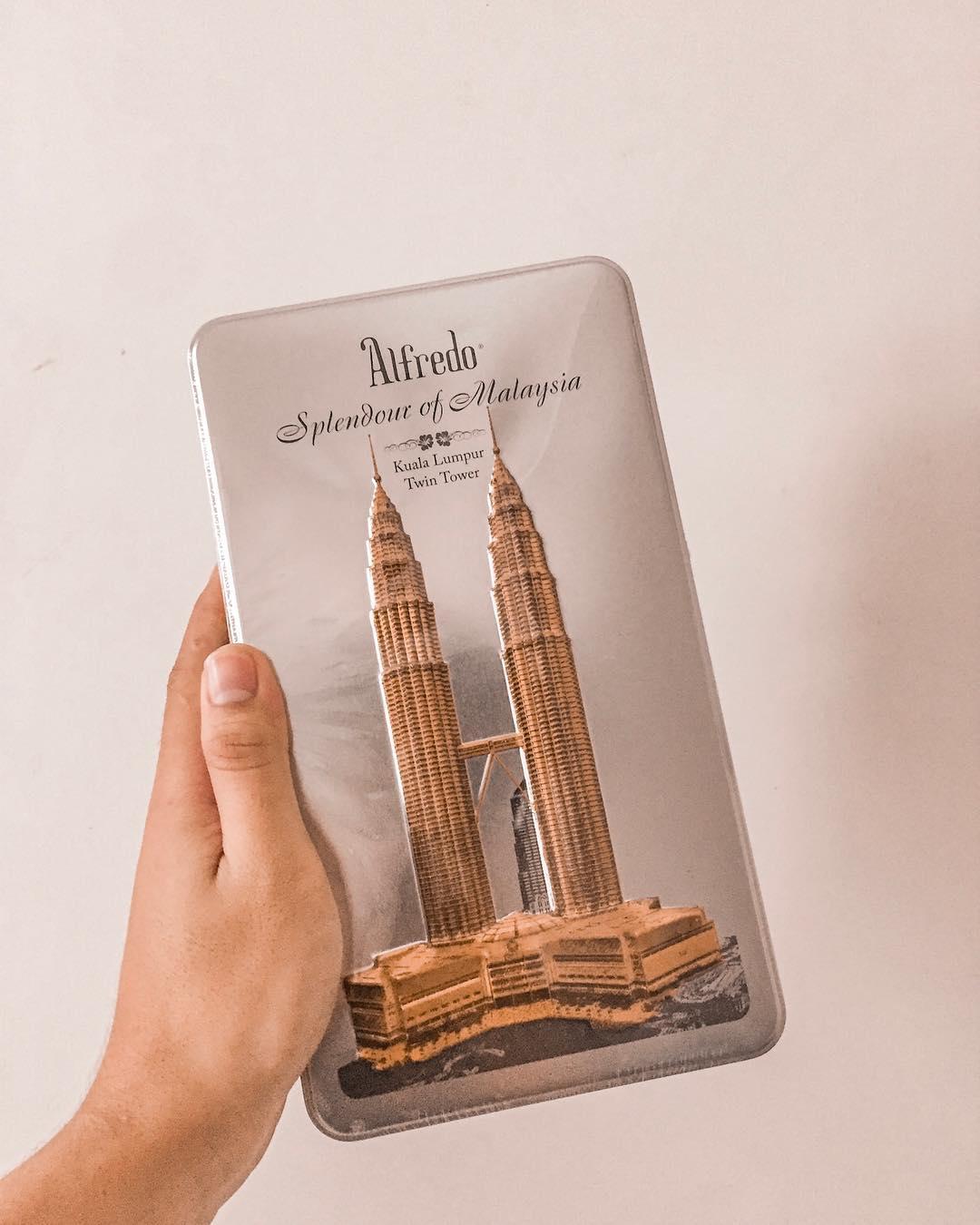 backpacker ke Malaysia: Coklat Malaysia