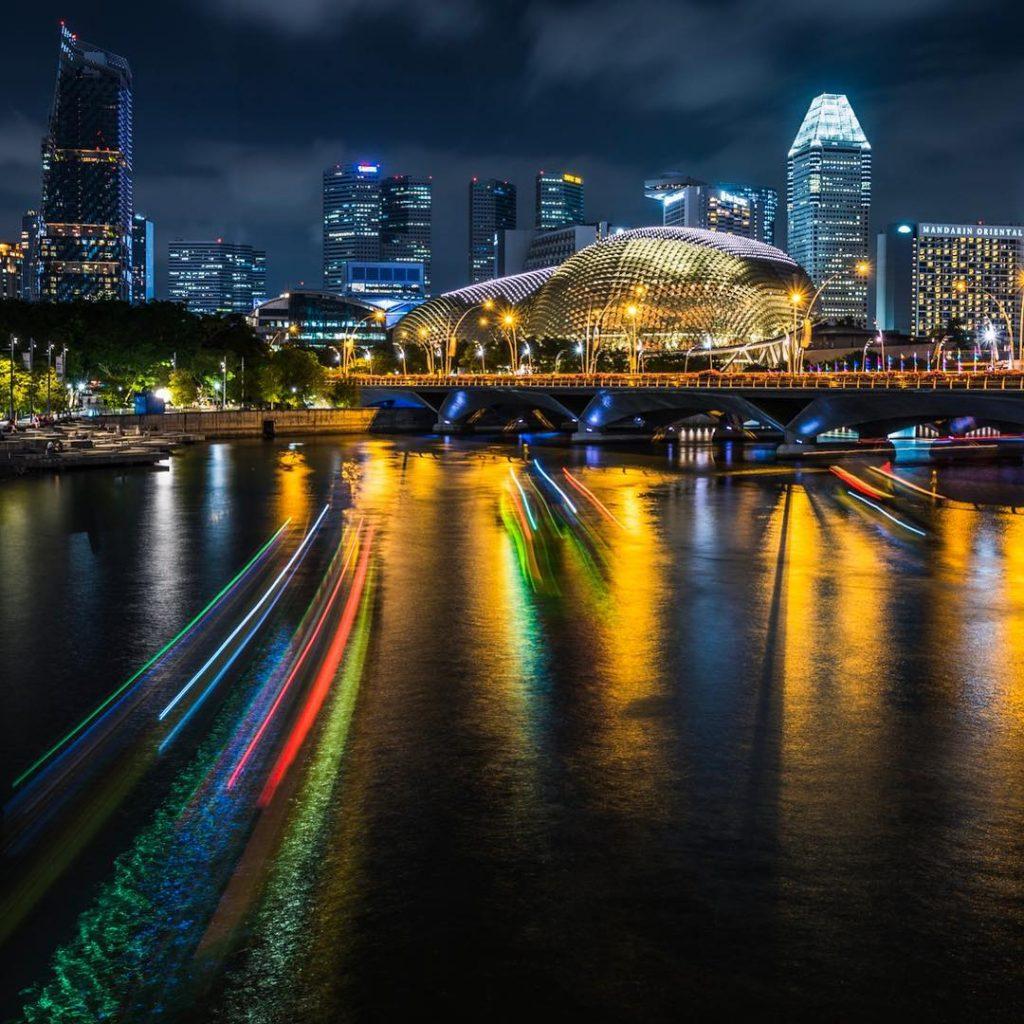 tempat wisata singapore: Esplanade