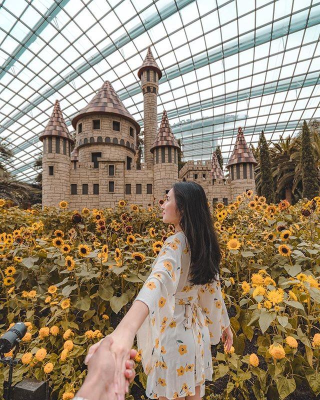 tempat wisata singapore: Gardens by the Bay