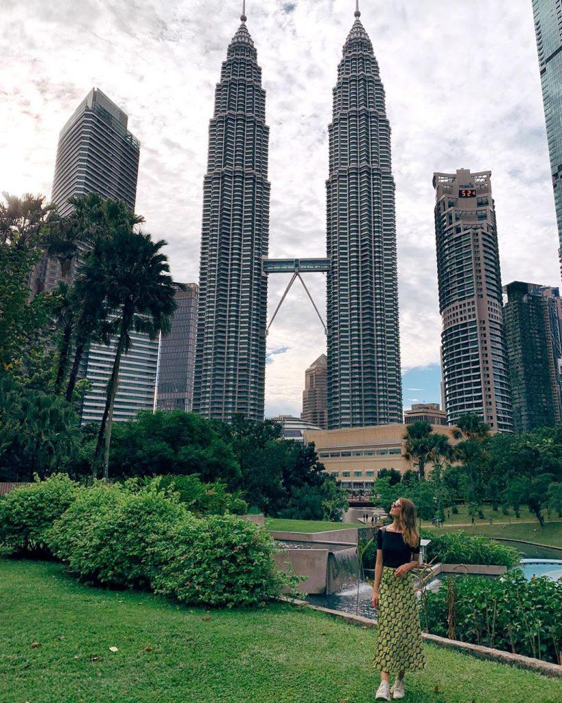 Jalan jalan ke Malaysia: KLCC Park