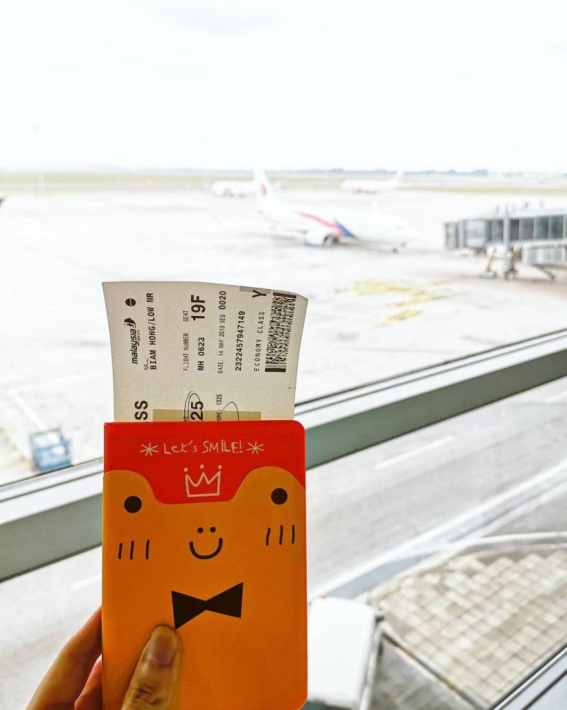 backpacker ke Malaysia: KLIA International Airport