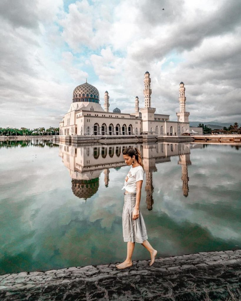 backpacker ke Malaysia: Kota Kinabalu