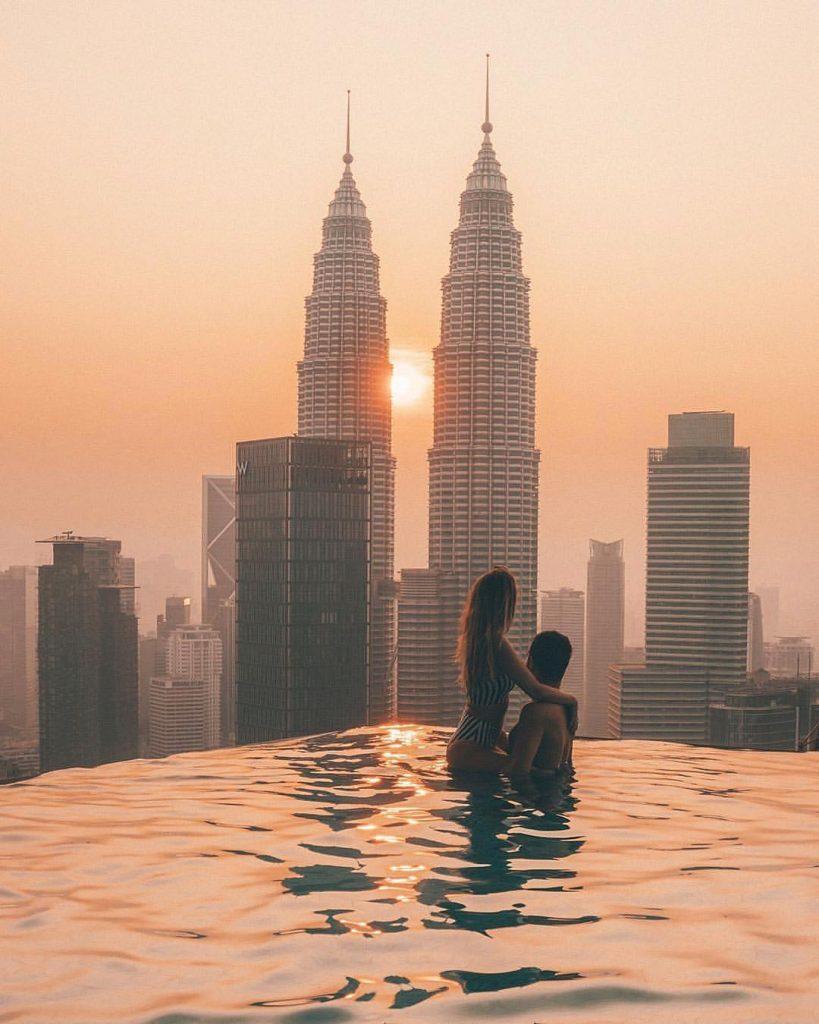 Jalan jalan ke Malaysia: Kuala Lumpur, Malaysia
