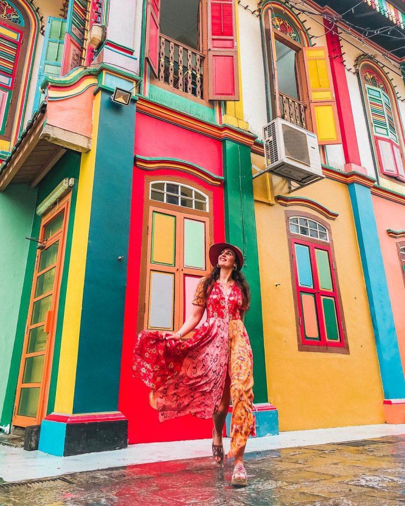 tempat wisata singapore: Little India
