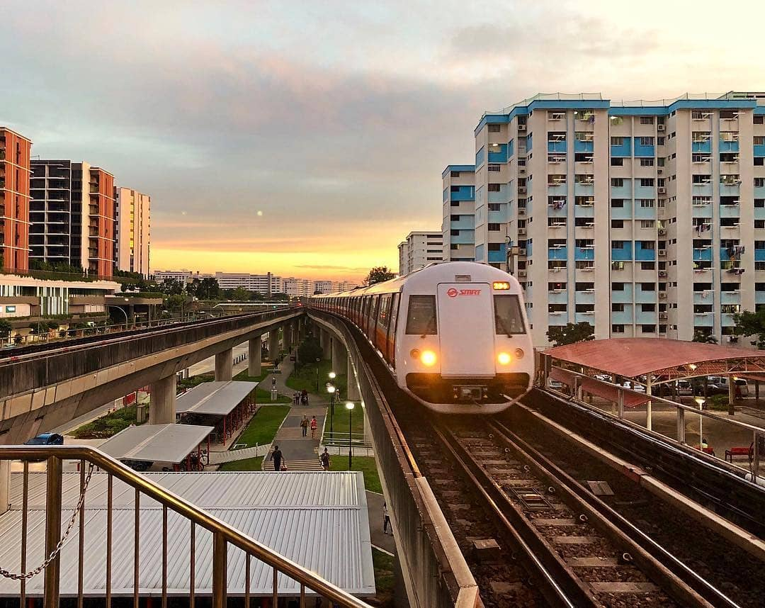 Begini Cara Naik MRT Singapore 2019 - Befree Blog