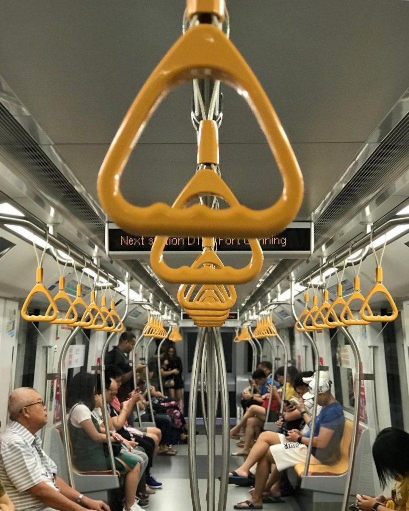 jalan jalan ke Singapore: MRT