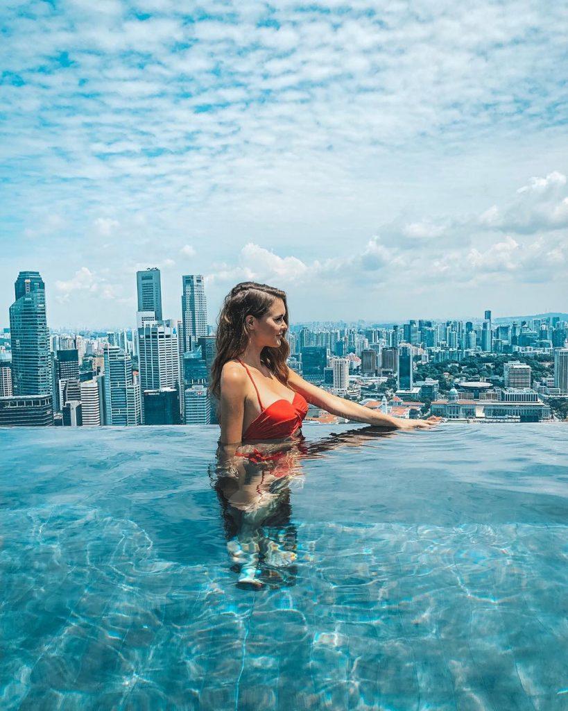 tempat wisata singapore: Marina Bay Sands