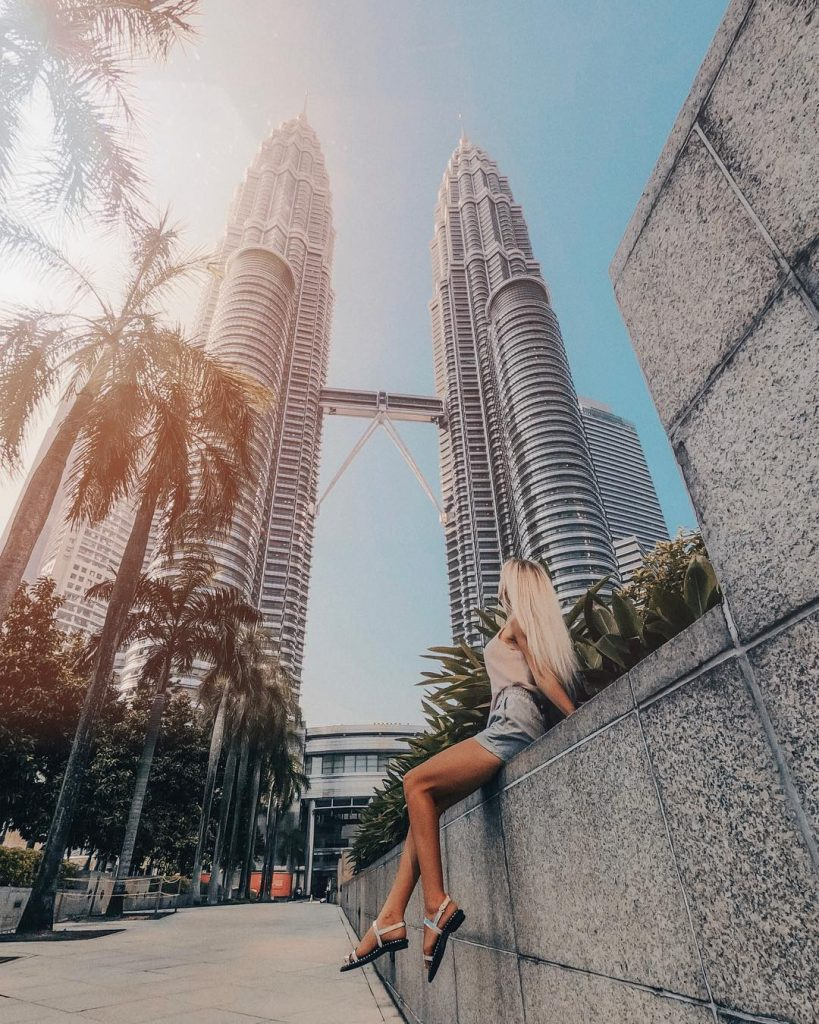 cara ke Singapura dari Malaysia: PETRONAS Twin Towers