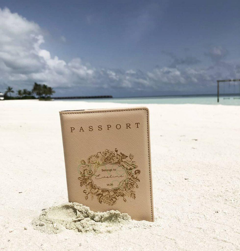 backpacker ke Malaysia: Passport
