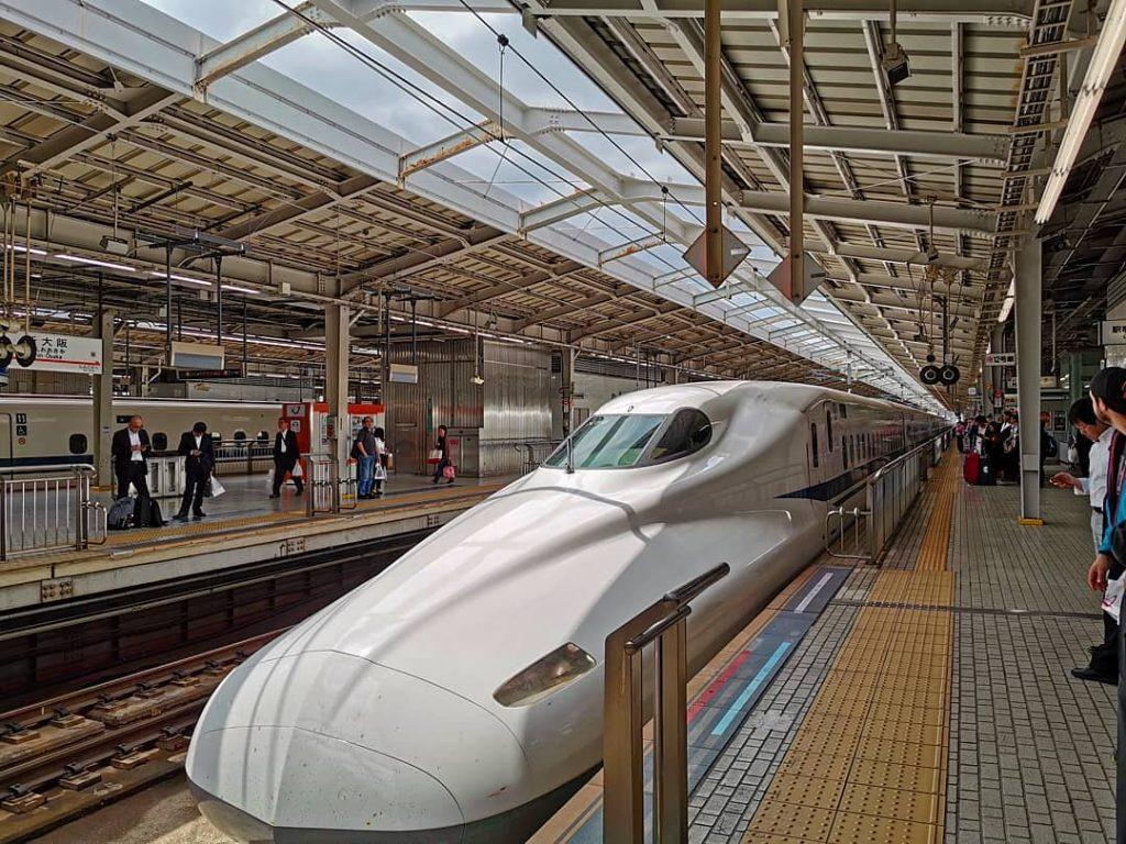 fakta jepang : Shinkansen