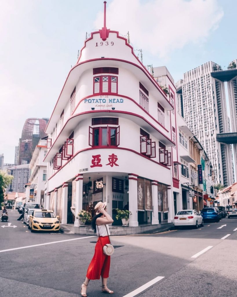 tempat wisata singapore: Singapore