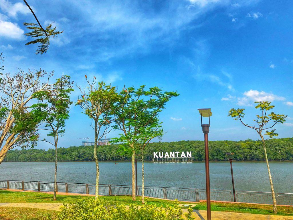 Sungai di Malaysia : Sungai Pahang