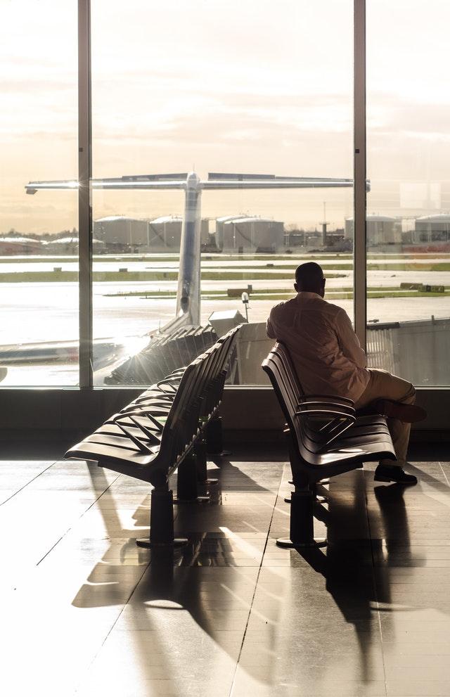 Singapore visa: Airplane