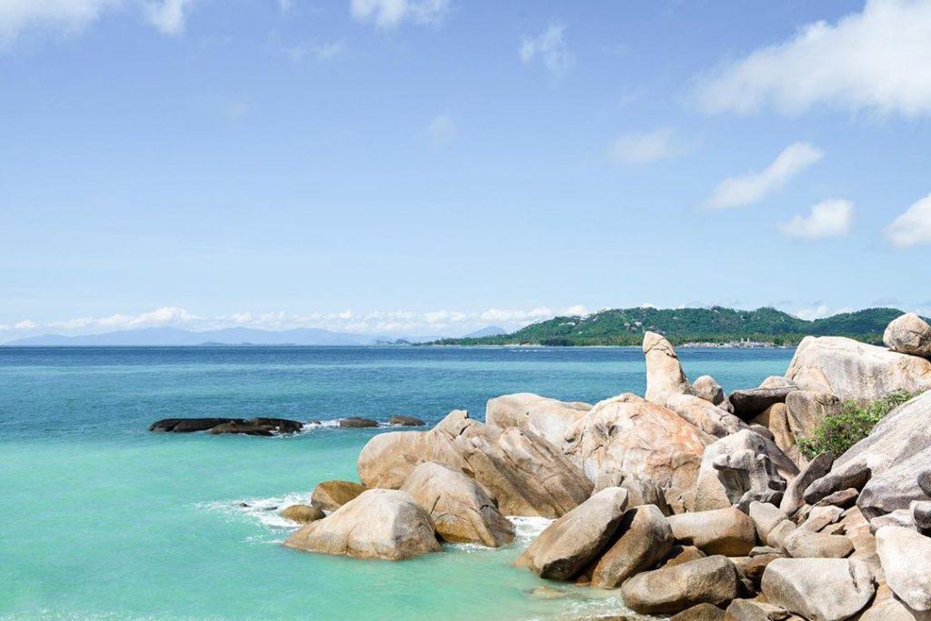 Pantai di Thailand : Chaweng Beach