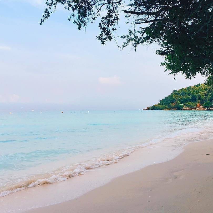 Pantai di thailand : Laem Thong Beach
