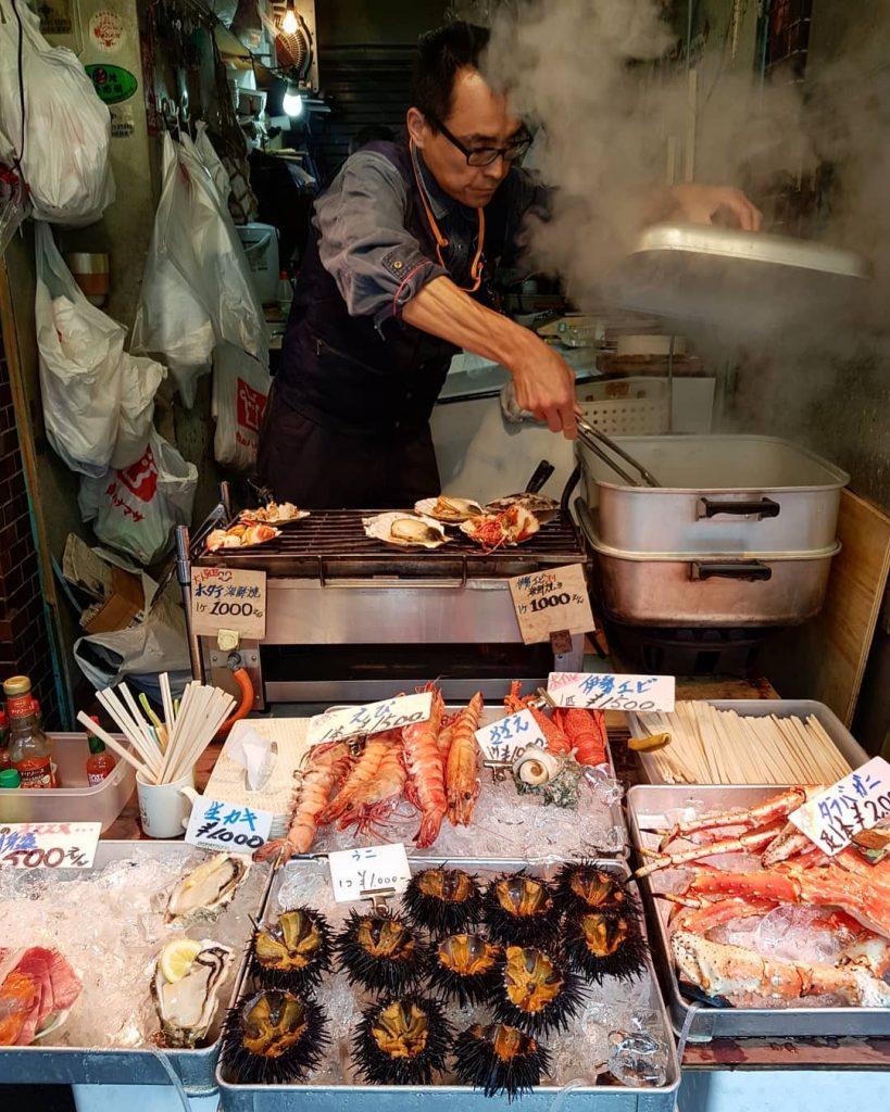 fakta jepang : pasar ikan jepang