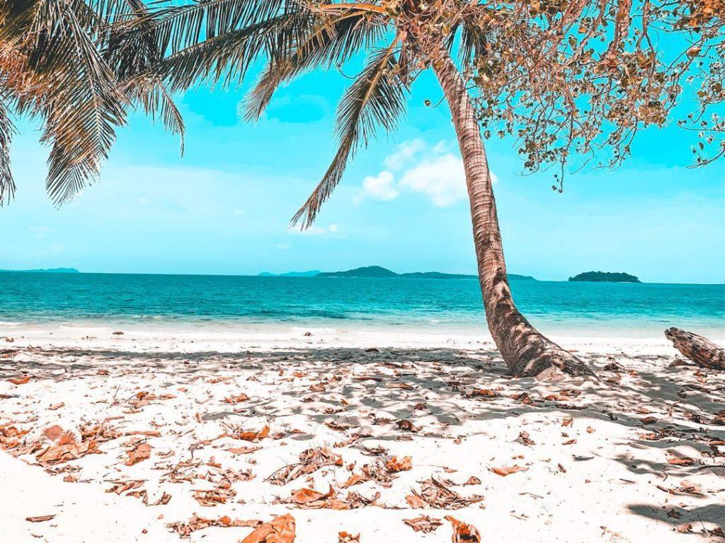 Pantai di Thailand : White Sand Beach