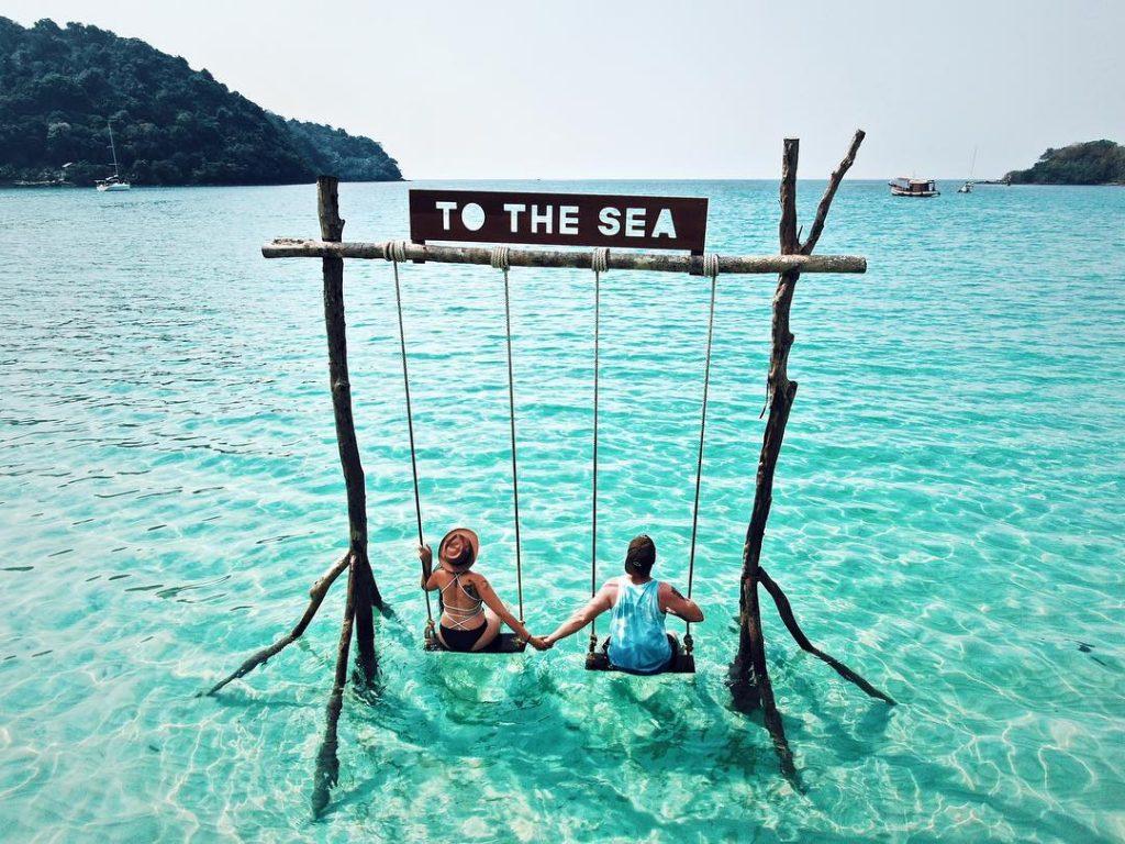 Pantai di Thailand : Tha Pho Beach