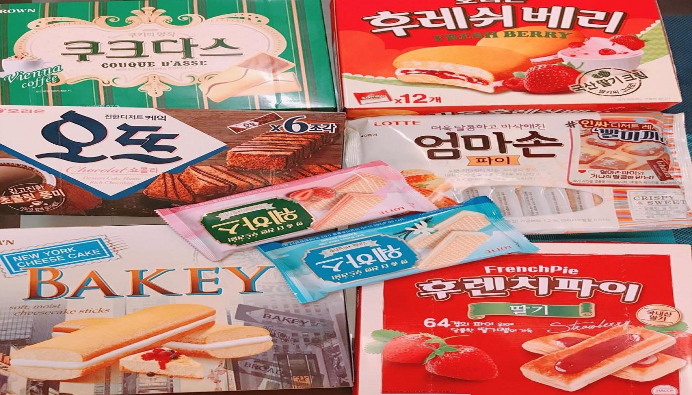 10 Jajanan Korea Yang Enak Dan Praktis Untuk Dibawa Pulang