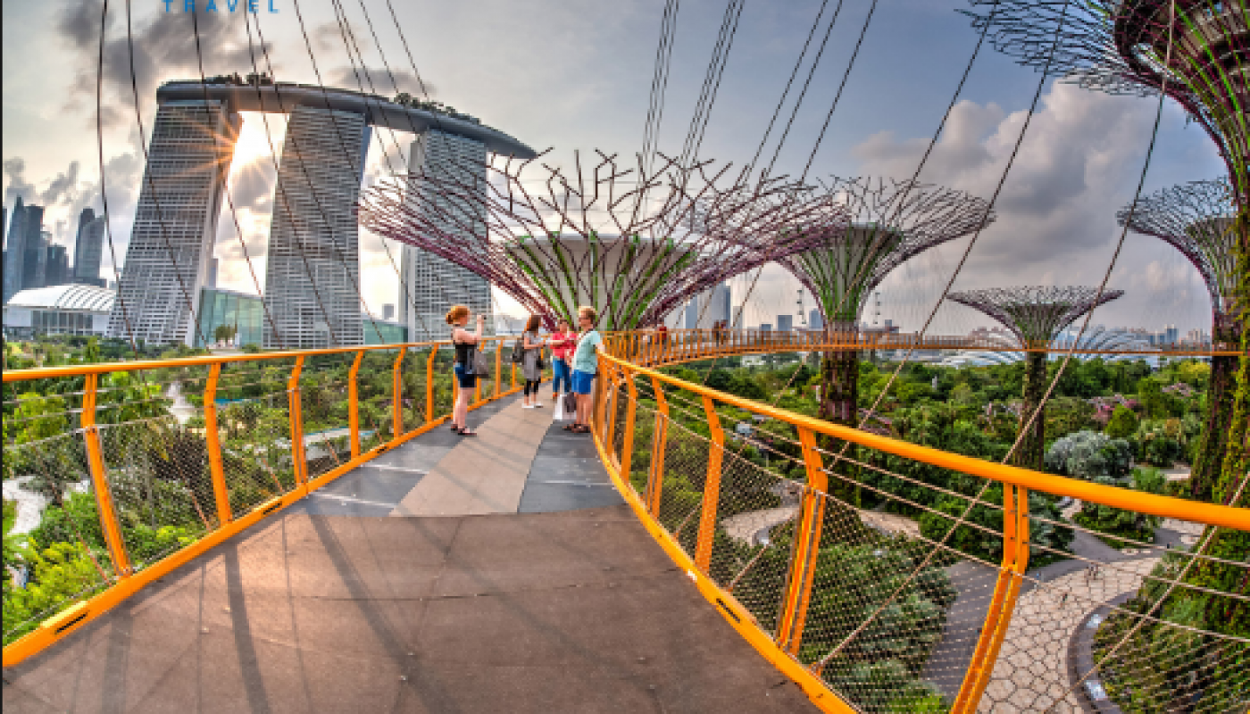 Liburan Asik Ke 7 Tempat Wisata Singapura Gratis