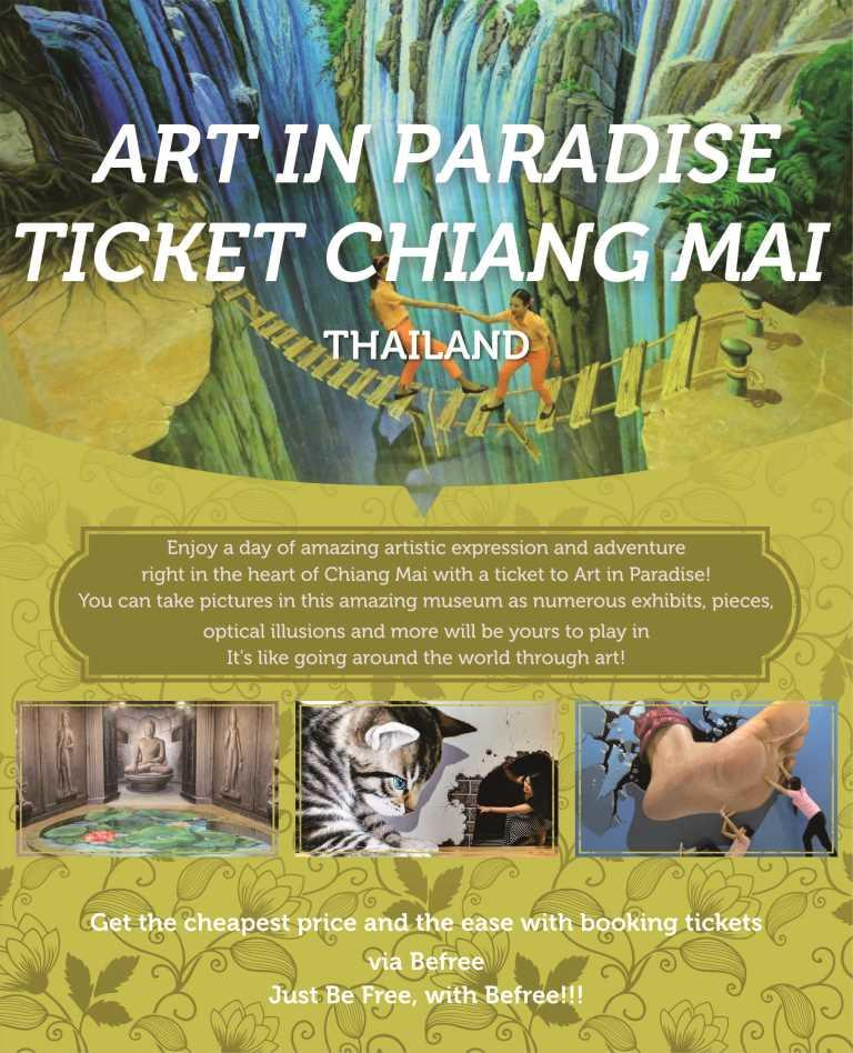 art-in-paradise-ticket-chiang-mai