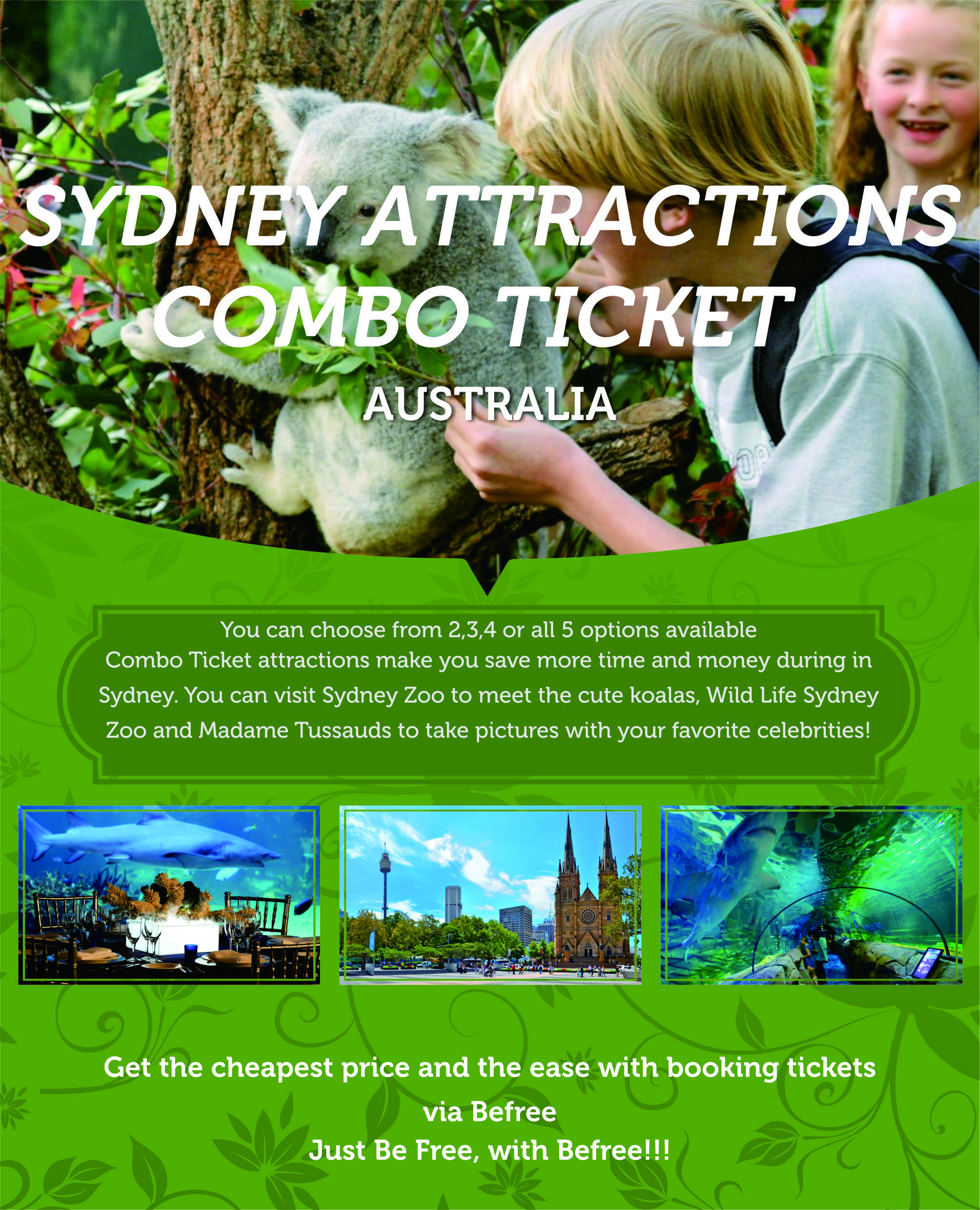 sydney-attractions-combo-ticket