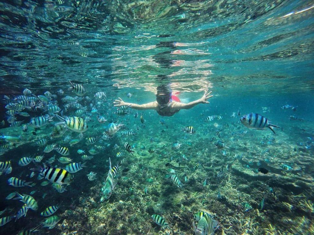 One Day Hopping Tour Belitung Island