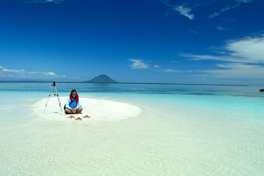 Open Trip Tur Satu Hari Manado 3 Pulau Nain Siladen Dan Bunaken