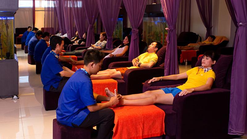 Bali Brasco Mango Spa