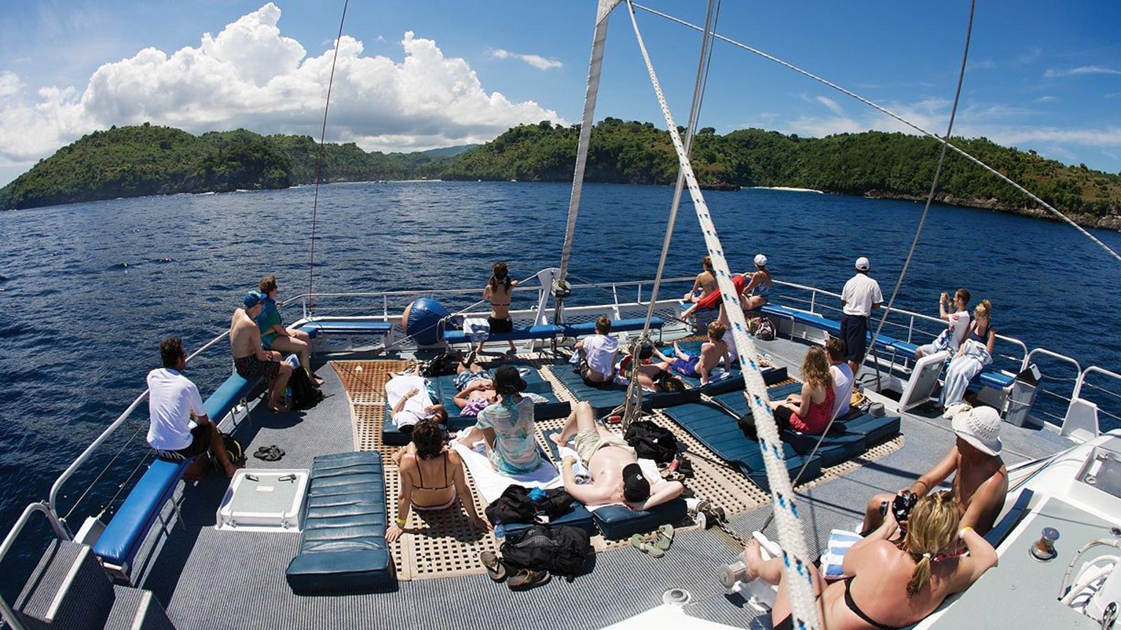 Where Is Bali Hai Island bali hai aristocat cruise experience: scuba diving and