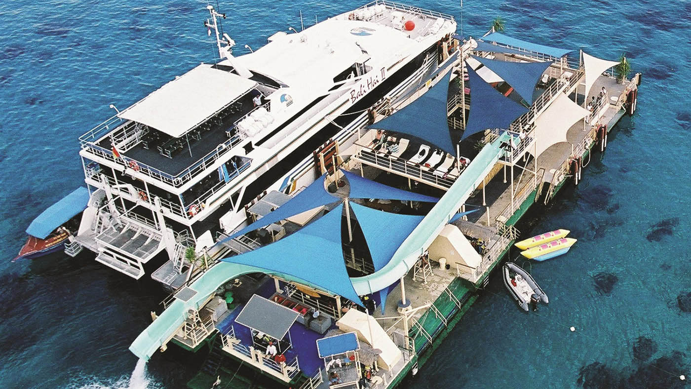 Where Is Bali Hai Island bali hai cruise