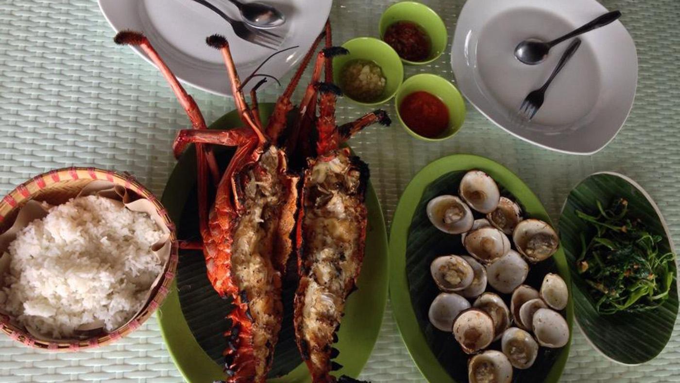 Image result for bali shellfish
