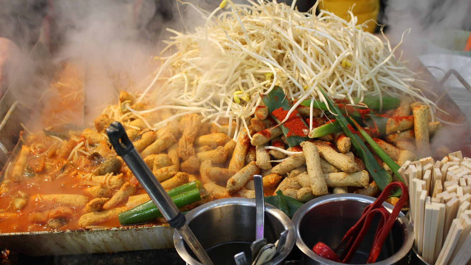 Daegu Street Food Day Tour