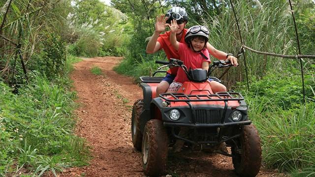 Guam Jungle Tour