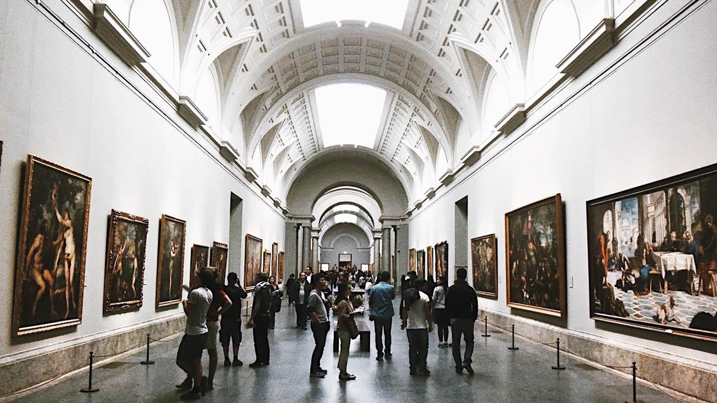 Prado - Madrid ile ilgili görsel sonucu